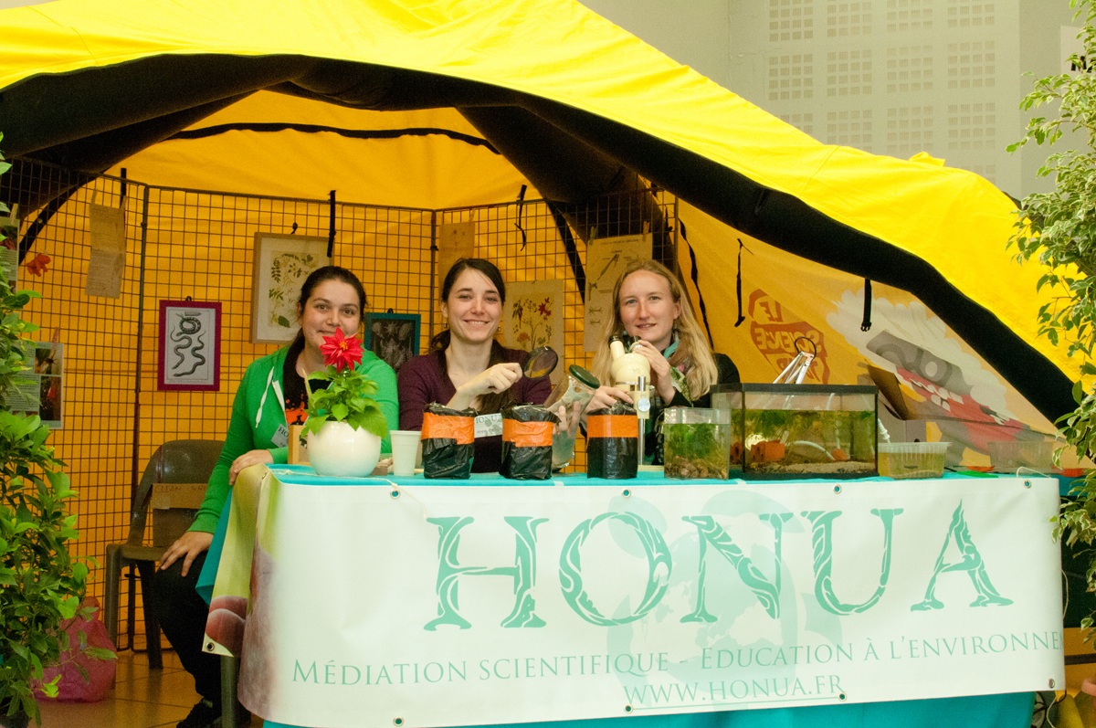 L'équipe d'Honua